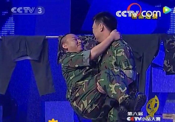 尚大庆邵峰部队题材小品《我是特种兵》台词剧本