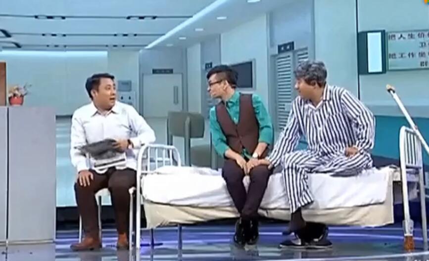 郭阳郭亮陈嘉男小品《好尴尬》台词剧本——欢笑吧青春